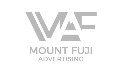 Mount Fuji Advertisment